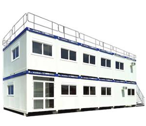 Location de bungalows, construction modulaires : Chantier & Bureaux