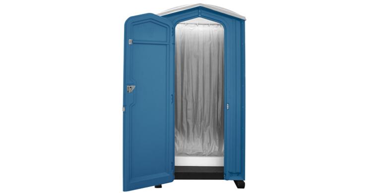 cabine de douche autonome